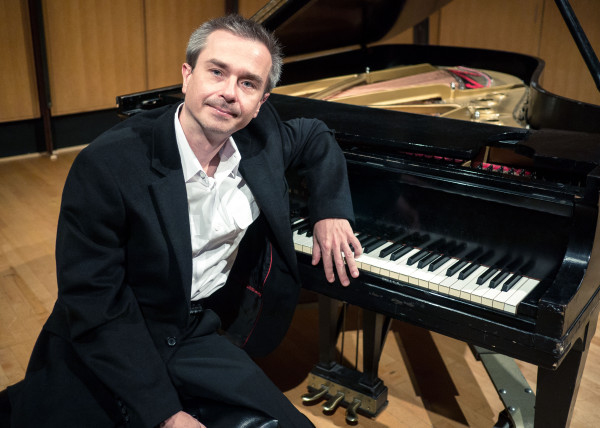 Vlad Girshevich at The King Center #2